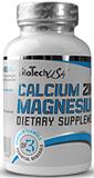 calcium zink magnesium supplement